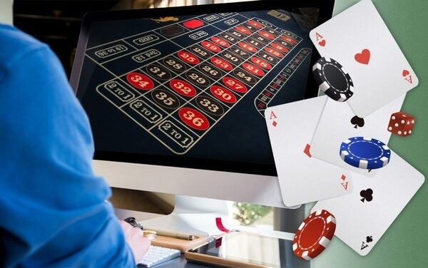 A professional strategy for online gambling