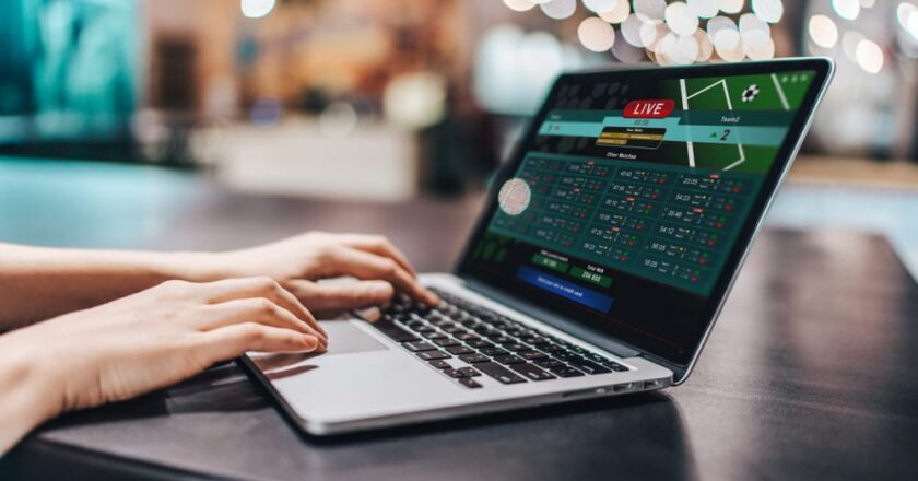 The Casino gambling game in the gaming industry