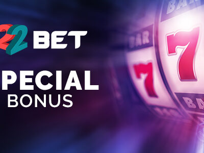 22Bet Casino review: how to collect 300 euros