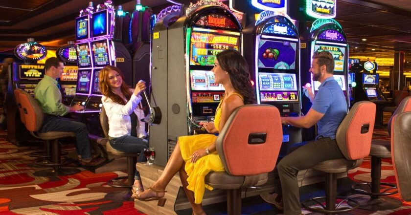 Know-How To Playing Slot Online